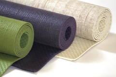 Green Earth Yogamatte XL - Öko Yoga Matte