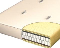 japan futon bett bei lebensfluss aus naturmaterialien. Black Bedroom Furniture Sets. Home Design Ideas