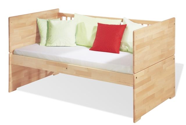 ko gitterbett natura. Black Bedroom Furniture Sets. Home Design Ideas