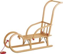 davos schlitten set 2 kinderlehne holz lebensfluss berlin ko schlitten holz. Black Bedroom Furniture Sets. Home Design Ideas