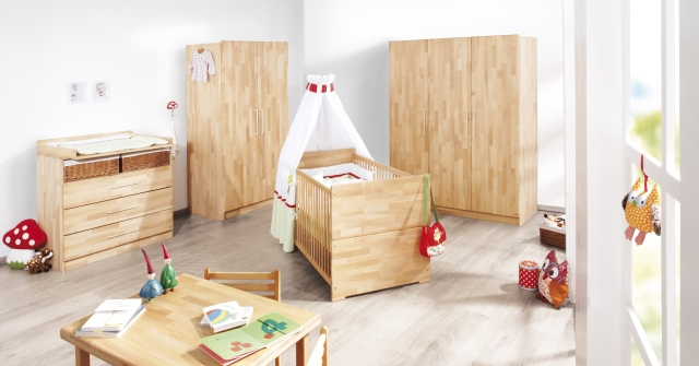 ko kinderzimmer natura gro. Black Bedroom Furniture Sets. Home Design Ideas